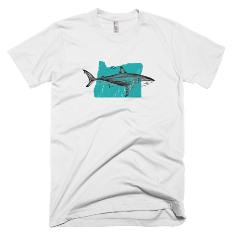 Shark T-Shirt - White