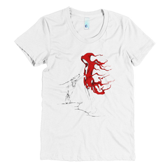 Women's Red Riding Hood - White