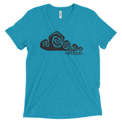 Nimbus Independent Short Sleeve Tri-blend t-shirt