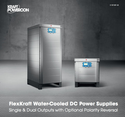 FlexKraft Water-Cooled Rectifier