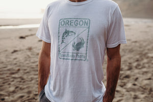 Oregon Department Of Specifically Pacific Tee