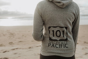101 Specifically Pacific Signature Pullover