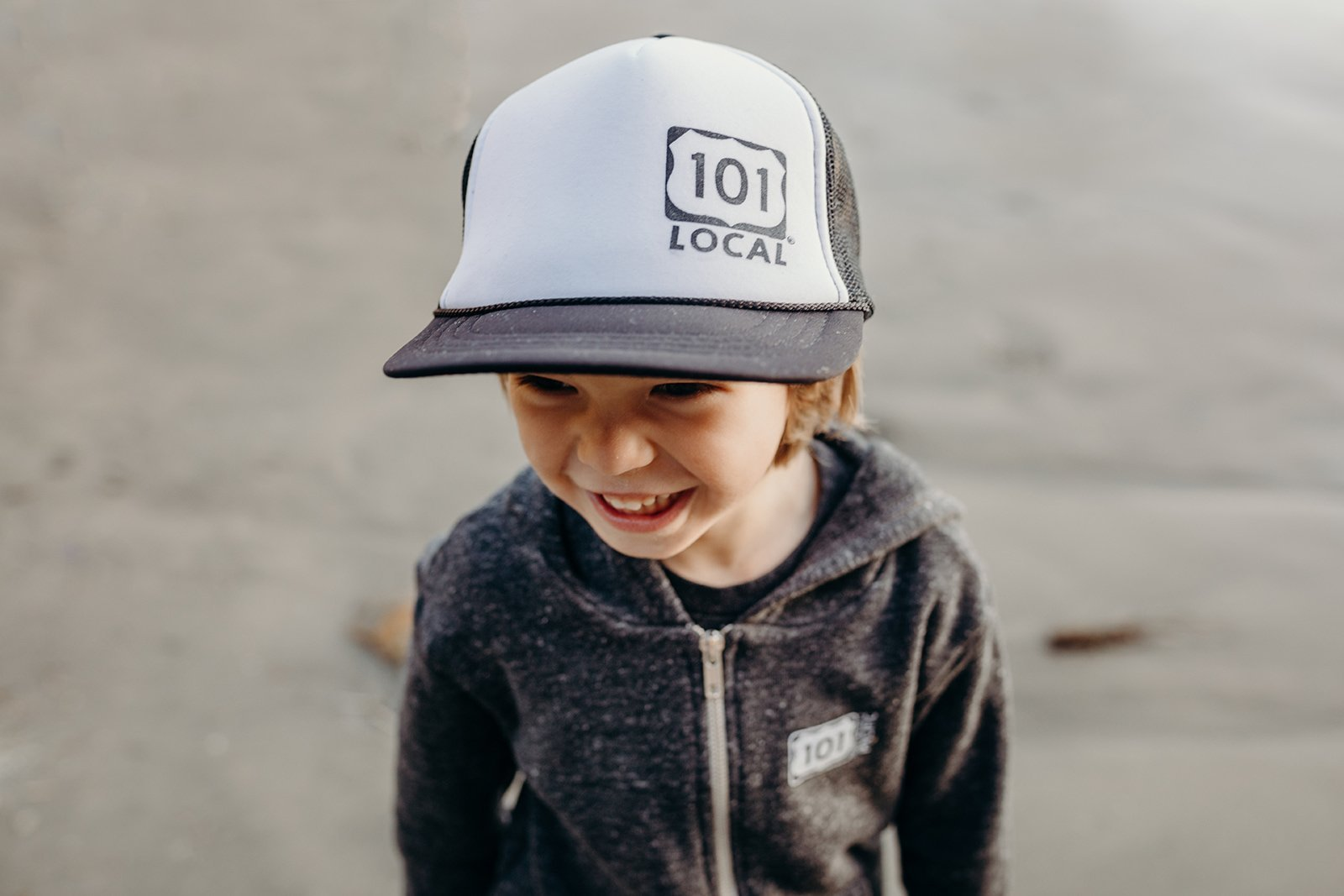 101 Local Youth Trucker Hat