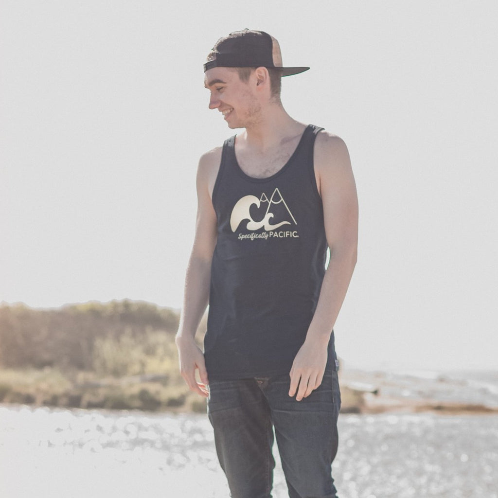 Specifically Pacific Unisex Tank