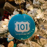 Mint Shatterproof Ornament