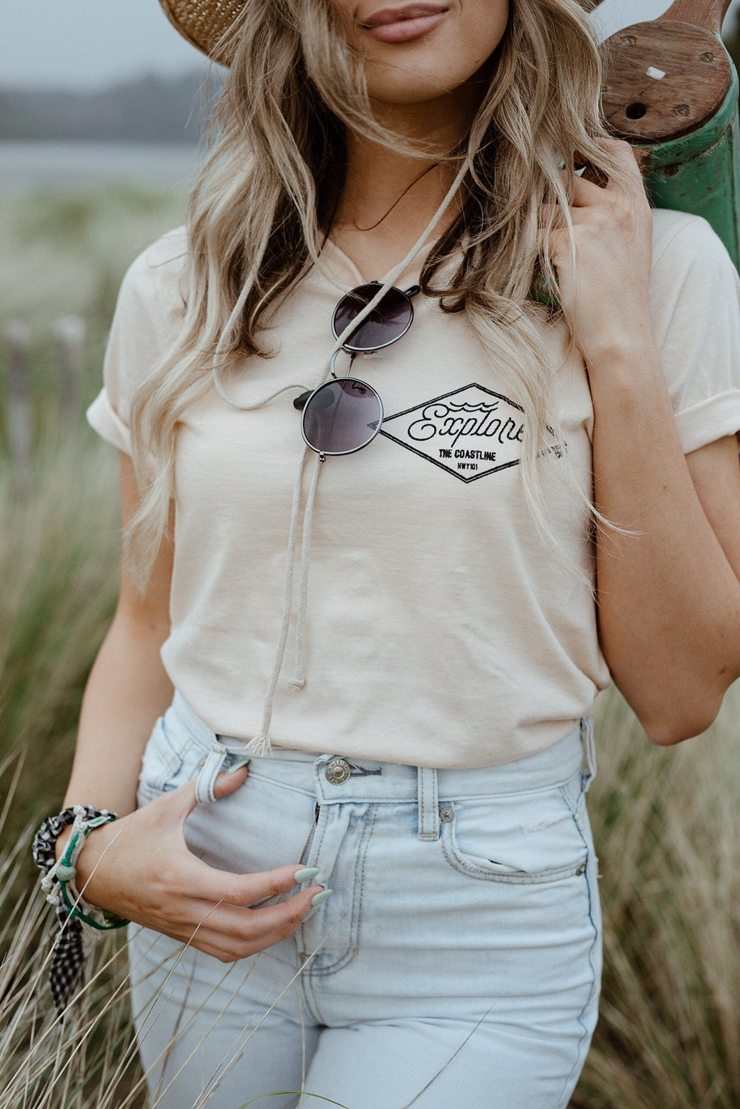 Explore The Coastline Unisex Tee