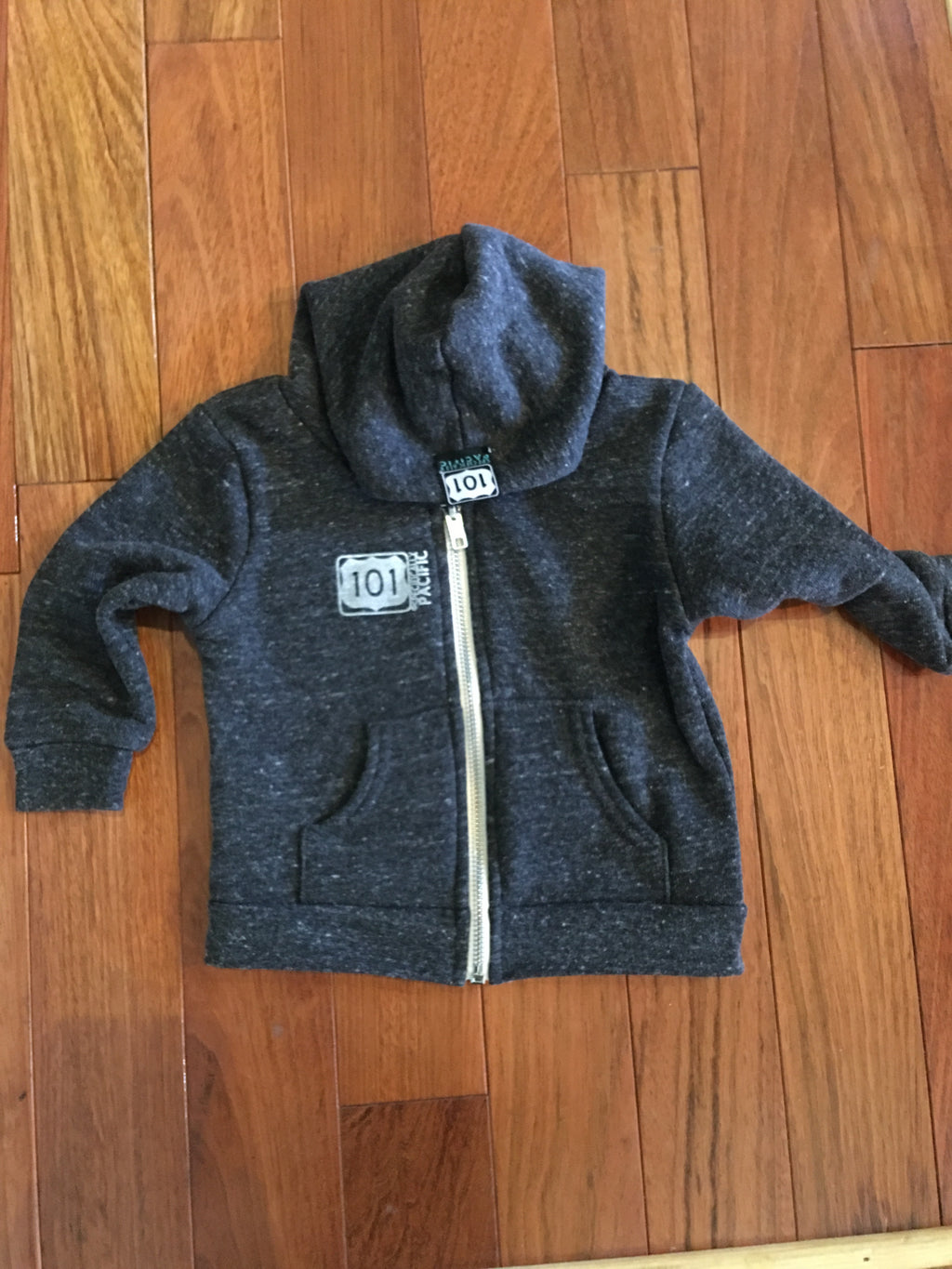 Infant Zip Up