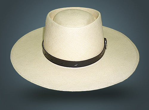 SHORT BRIM CHALAN HAT