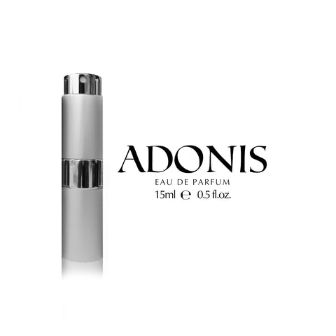 ADONIS EAU DE PARFUM FRAGRANCE FOR MEN IN SPRAY 45ml