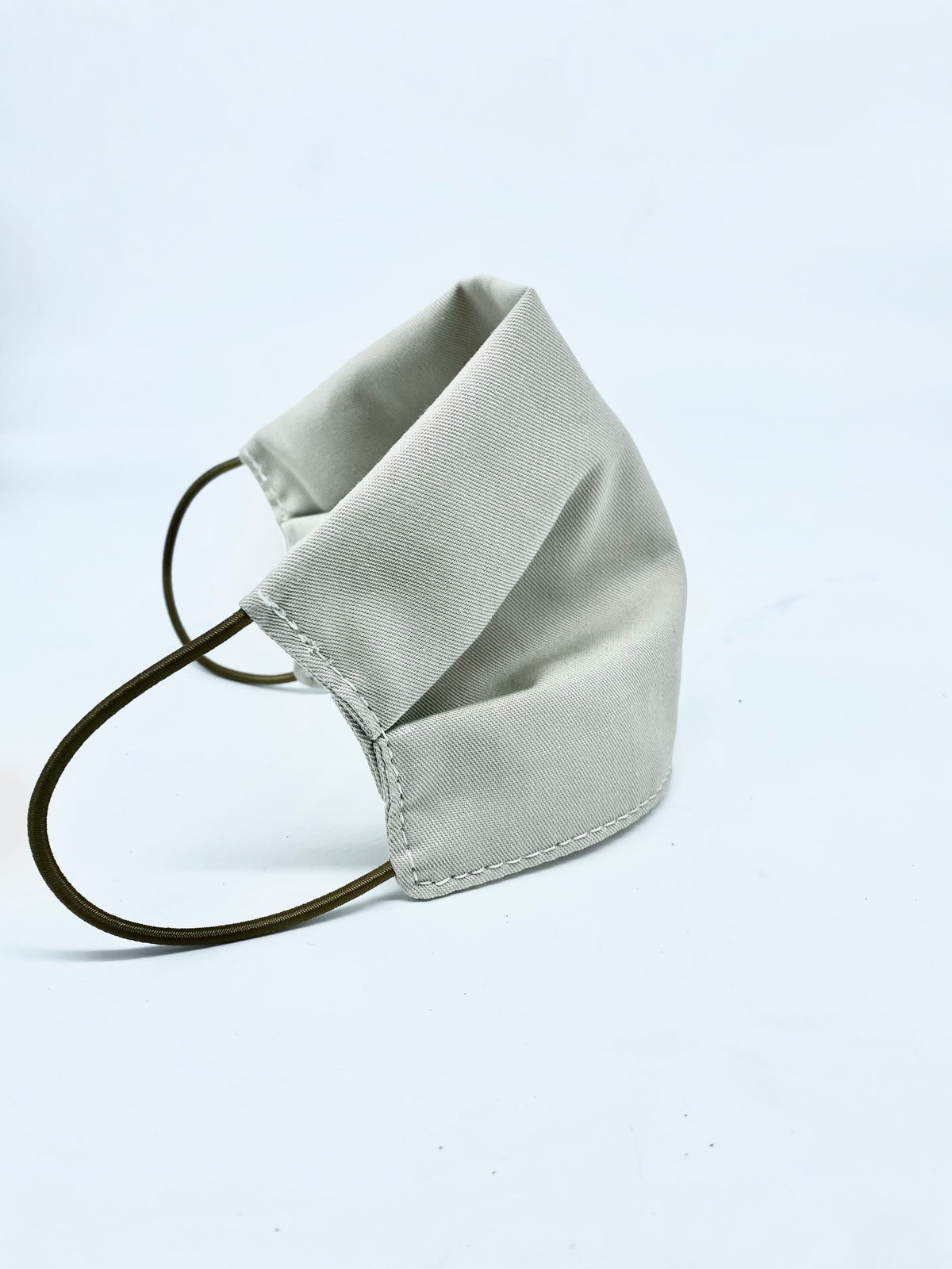 The Eco Cotton Twill Reusable Face Mask - Stone-Rais Case-image 5