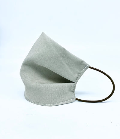 The Eco Cotton Twill Reusable Face Mask - Stone-Rais Case-image 2