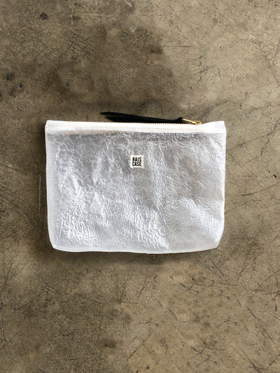 Rais Case Refusion™ Zipper Pouch, made with recycled plastic