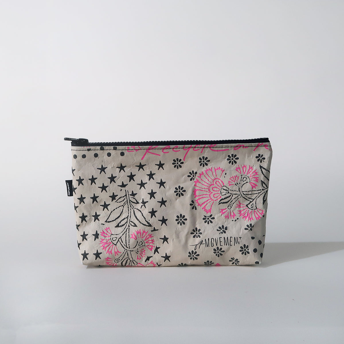 REFUSION™ x Rais Case Zipper Pouch - 009 one of a kind | rais case img 1