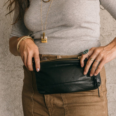 The Mini Vida Fanny Pack - Jax