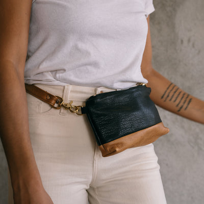 The Mini Vida Fanny Pack - Moe
