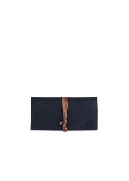 PRE-SALE! Shema Wallet, Black and Honey Leather, Reg. $120