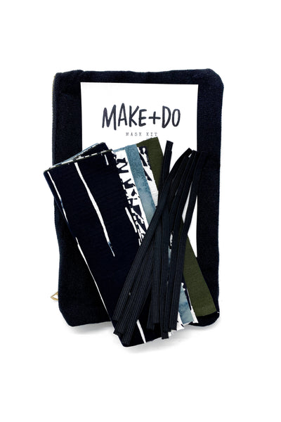 MAKE+DO MASK KIT (set of 5)
