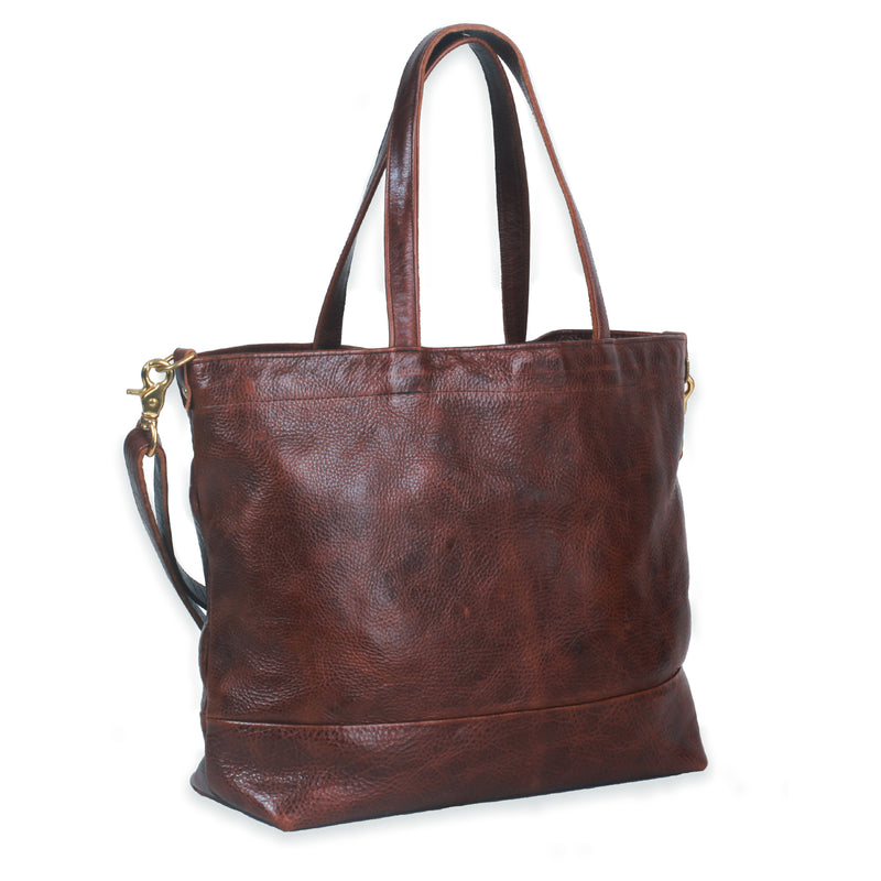 The Shia Tote - Rodeo Brown | rais case img 1