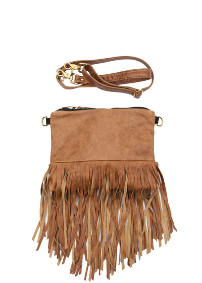 The Vida Crossbody - Koko Double Fringe - Rais Case - Image 5