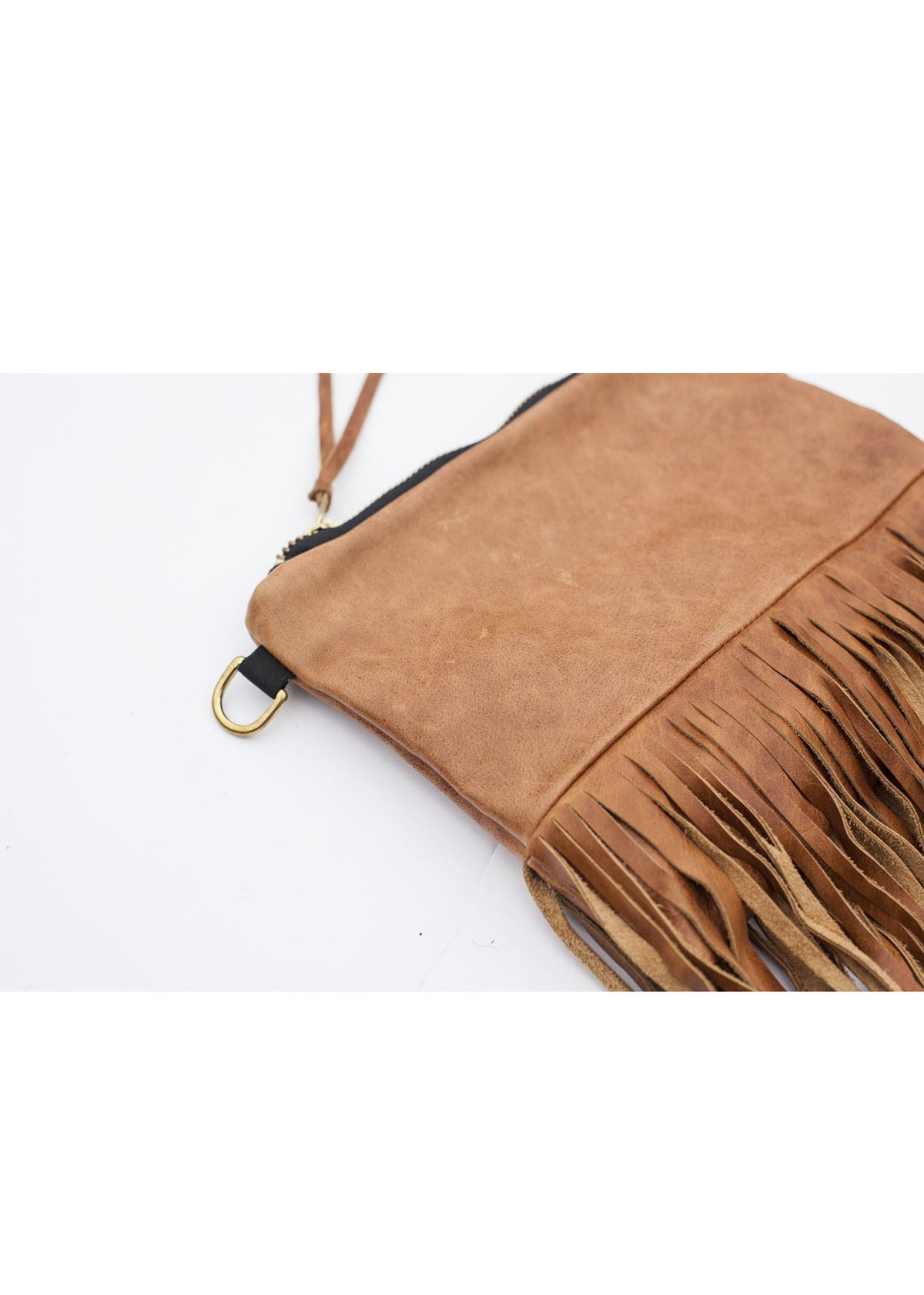 The Vida Crossbody - Koko Double Fringe - Rais Case - Image 3