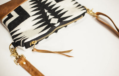 The Vida Crossbody - Pendleton® Luna Saddle - Rais Case - Image 4