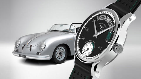 Ferro & Co. 356 Collection inspired by Porsche 356