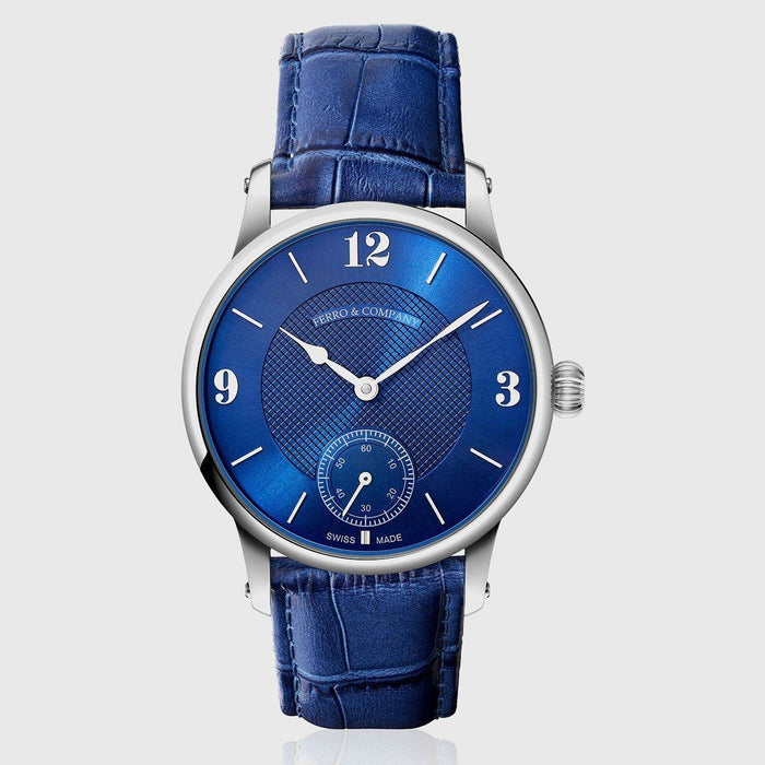 Traditum Arabica Blue TOP Grade Watch Ferro Watches