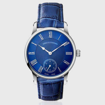 Traditum Roman Blue TOP Grade Watch Ferro Watches