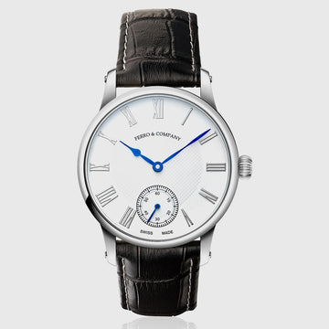 Traditum Roman White TOP Grade Watch Ferro Watches
