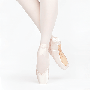 Encore Pointe Shoe U-Cut with Drawstring by Russian Pointe