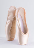 Katya Satin Pointe Shoe by Nikolay