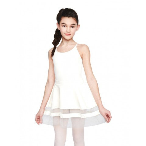 Capezio Ready for Class Pull on Child's Skirt 10938C