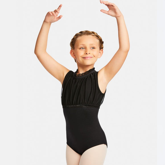 Capezio Iced Cupcake High Neck Leotard - Child 11141C