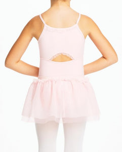 Child's Ruffle Pull On Skirt 11271C by Capezio