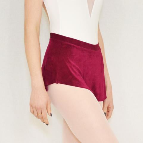 Cranberry Dance Skirt by Bullet Pointe