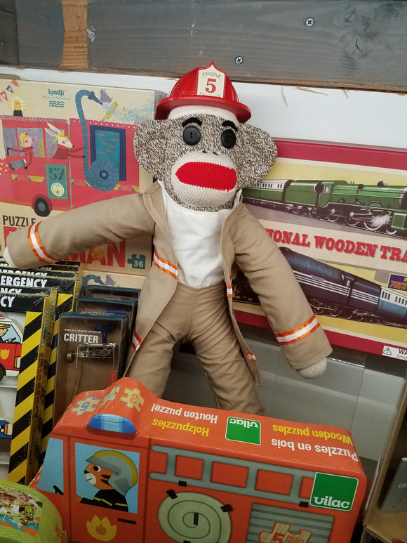 Martin Schmidt Custom Sock Monkeys