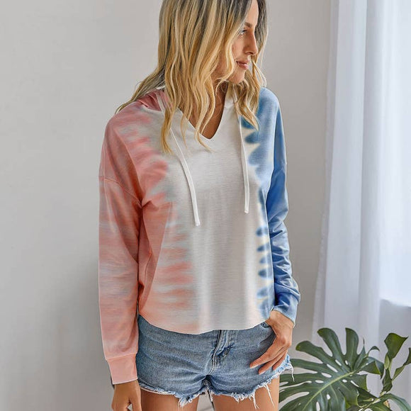 Tie Dye Pull Over by ePretty