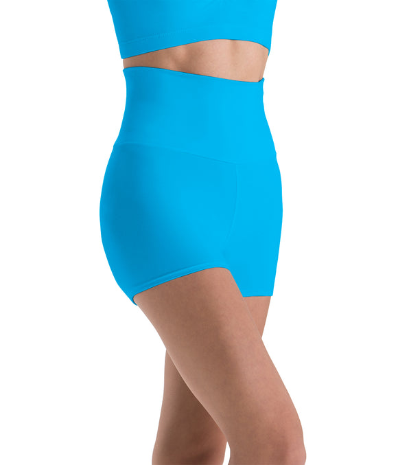 High Waisted Shorts 7004 by Motionwear