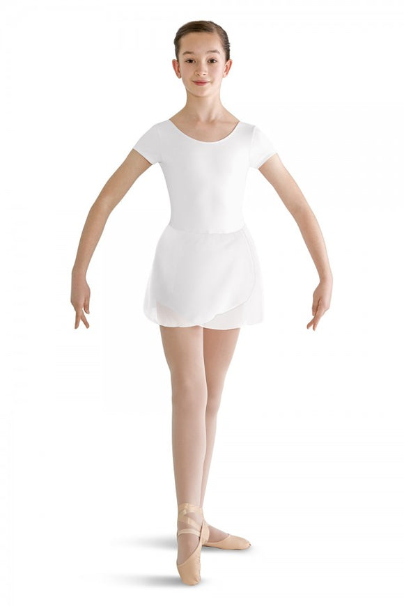 Cap Sleeve Skirted Leo CL8262 by Bloch