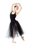 Ballet Romantic Skirt Aerin LUBTURA by Lulli Dancewear