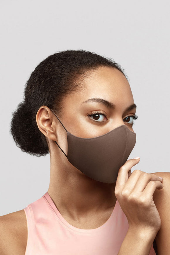 Adult Soft Stretch Face Mask A001A Single by Bloch