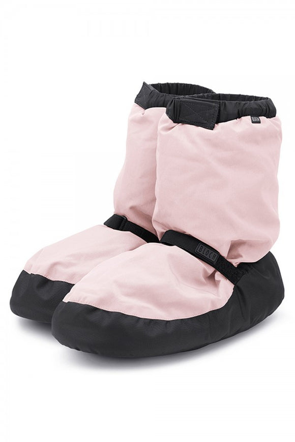 Bloch Adult Warm Up Bootie- IM009 Pink