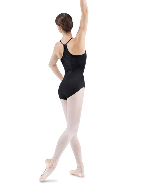 Bloch Racer Back Leo- Women L2520