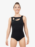 Cut Out Tank Leo 11649T by Capezio