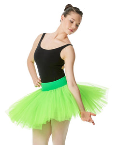 Women Rich 6 layered tulle Tutu Skirt Adelaide LUBTUP01 by Lulli Dancewear