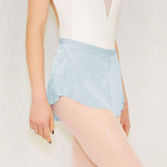 Light Blue Dance Skirt by Bullet Pointe