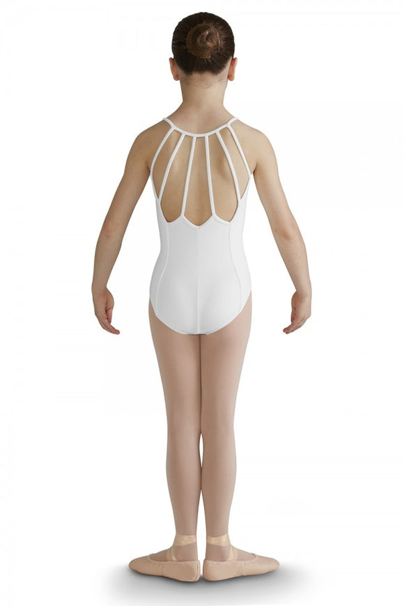 Strap Back Camisole Leotard M1201C by Bloch