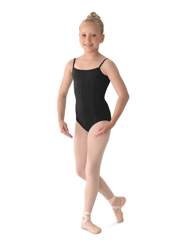 Mirella Princess Seam Cami Leotard- Child M207C