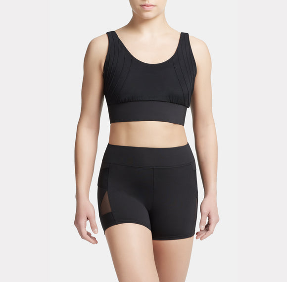 Pintuck Bra Top MC824W by Capezio
