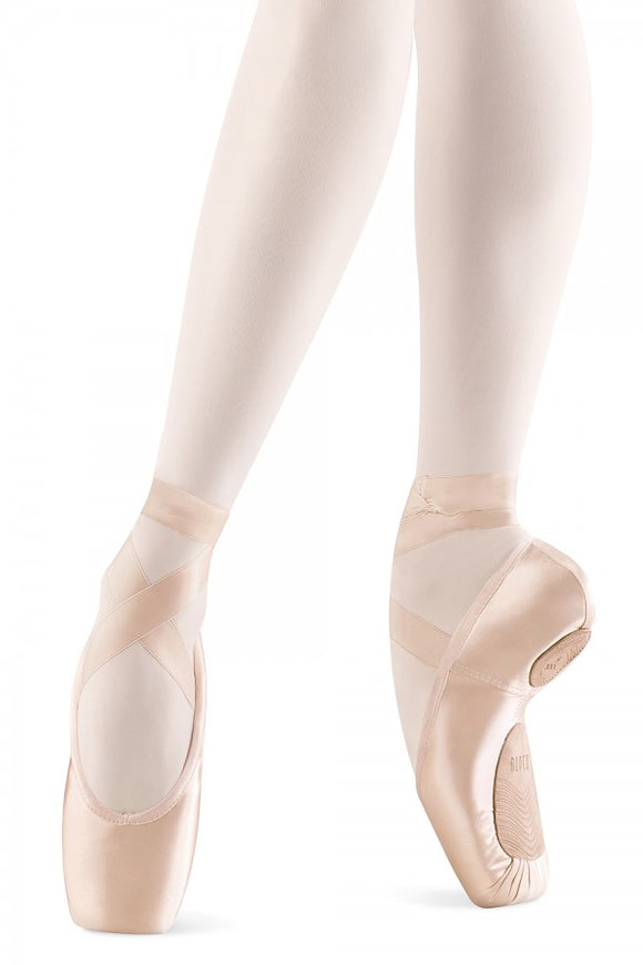 Dramatica II Stretch Pointe Shoe S01732L by Bloch